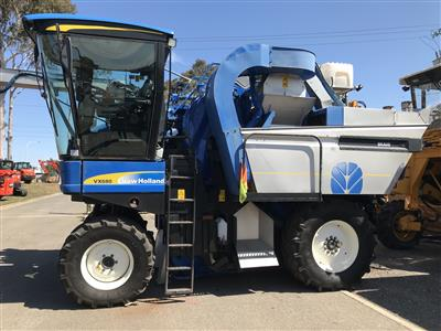 Used Braud VX680 Harvester