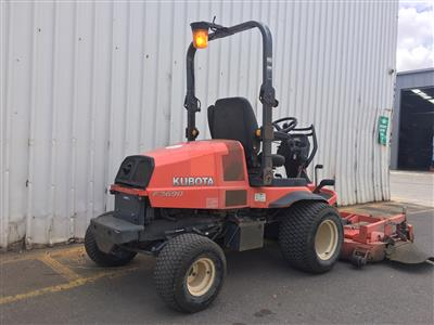Photo 2. Used Kubota F3690AU-SN Mower