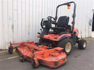 Photo 3. Used Kubota F3690AU-SN Mower
