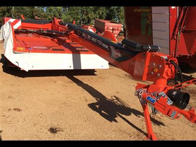 KUHN FC3160TCS mower conditioner