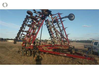 Photo 4. Case IH PTX600 airseeder