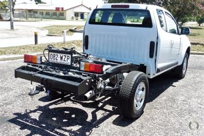 Photo 4. Holden Colorado LS RG Auto 4x4 MY17 ute