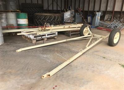 Hydraulic Lift & Mover Kit to suit Farm King 1051 Auger