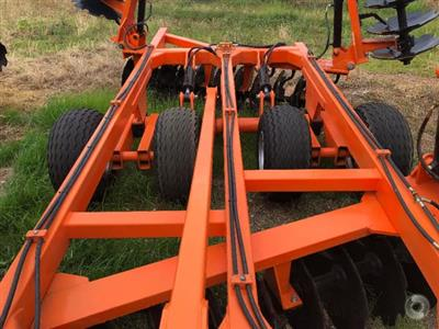 Photo 5. SERAFIN ECO SERIES FOLDING cultivator