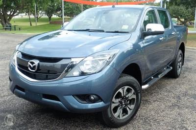 Photo 5. Mazda BT-50 GT UR Auto 4x4 Dual Cab ute