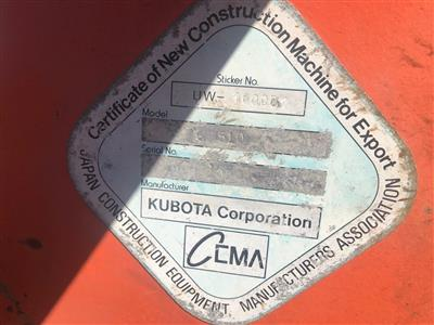 Photo 4. Used Kubota Loader R510