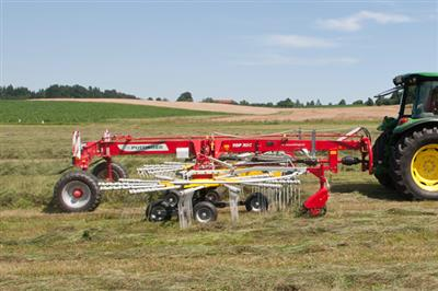 Pottinger Top 762C Rake
