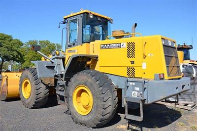 Photo 2. Ranger SDLG LG 958 Loader