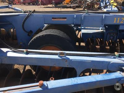 Photo 5. GRIZZLY 112 WEST COASTER cultivator