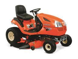 Kubota T Series lawn Mowers