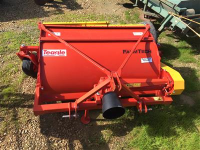 Teagle SUPER TED 160 mower conditioner