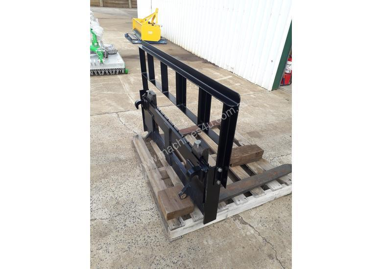 Photo 2. Alfa Tractor Pallet Forks 30HP-80HP
