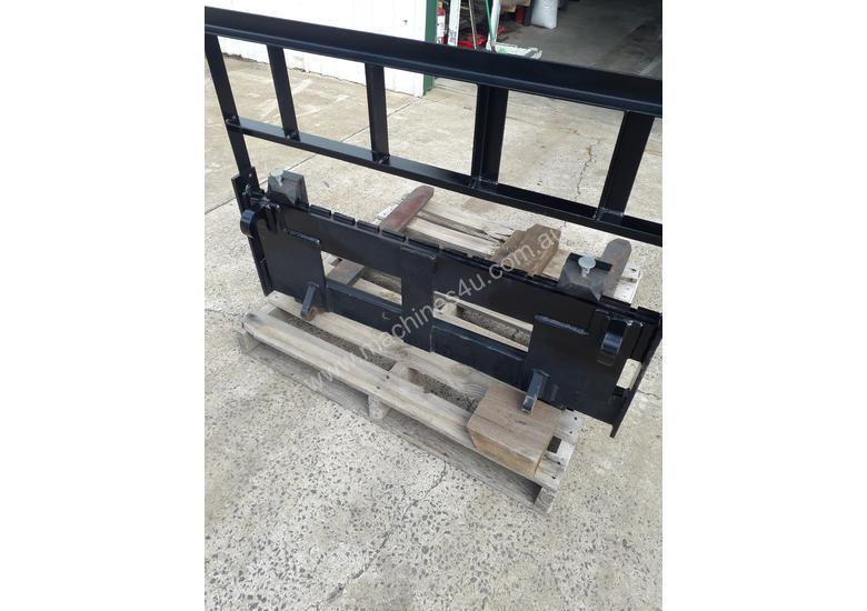 Photo 4. Alfa Tractor Pallet Forks 30HP-80HP