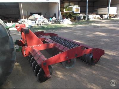 Photo 2. Lely Multi Disc 300 cultivator (wrecking)