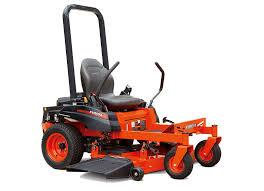 Kubota Z Series lawn Mowers