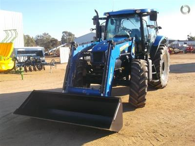 Photo 5. New Holland T6050 Plus tractor