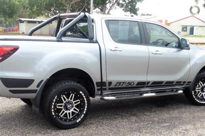 Photo 5. Mazda BT-50 XTR UR Auto 4x4 Dual Cab ute